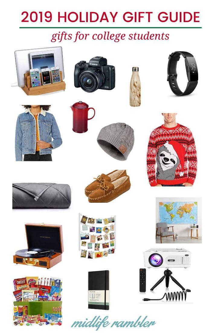 25 Great Christmas Gifts for College Students 2