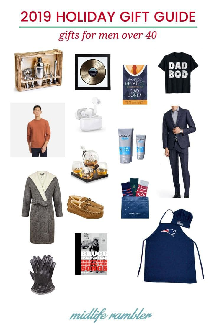 25 Great Christmas Gifts for Men Over 40 2