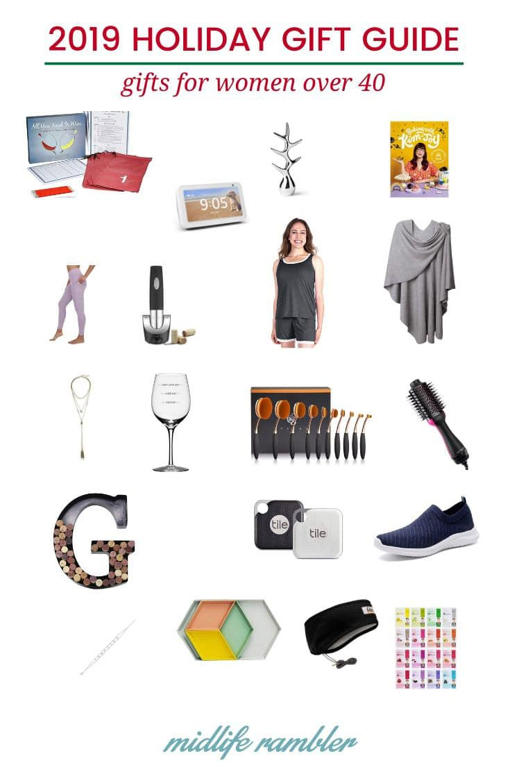 25 Great Christmas Gifts for Women Over 40 31