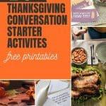 10 Free Printable Thanksgiving Conversation Starters 1