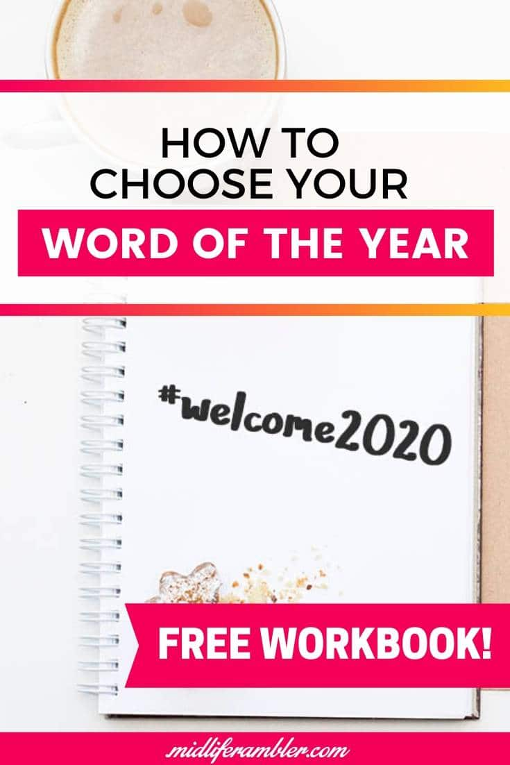 Why You Should Ditch Your New Year's Resolution and Pick a Word of the Year Instead 12