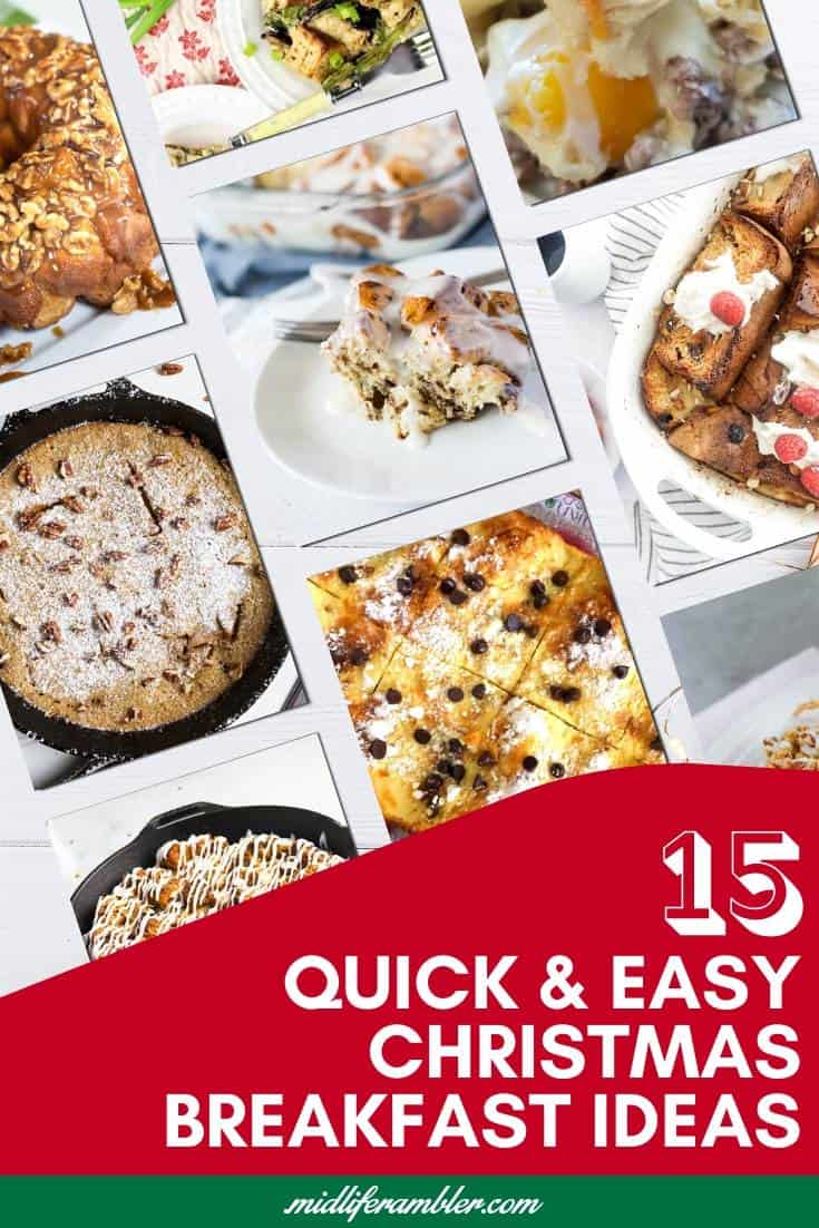 15 Quick and Easy Ideas for Christmas Morning Breakfast 4