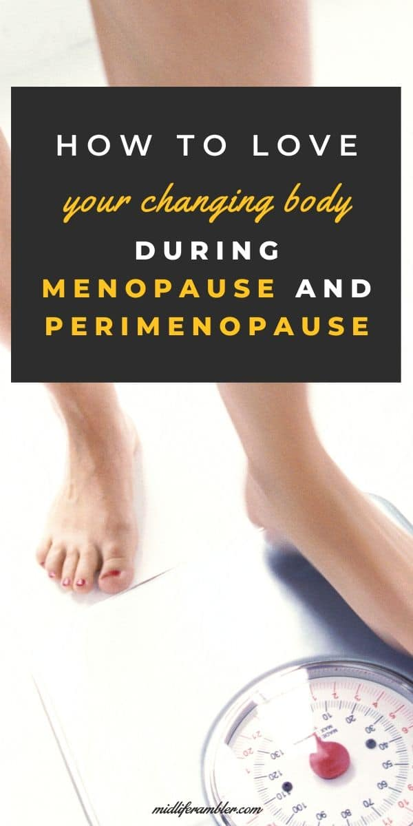 Love Your Body During Menopause