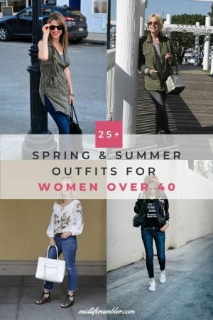 25 Cute Spring Outfits for Women Over 40 27