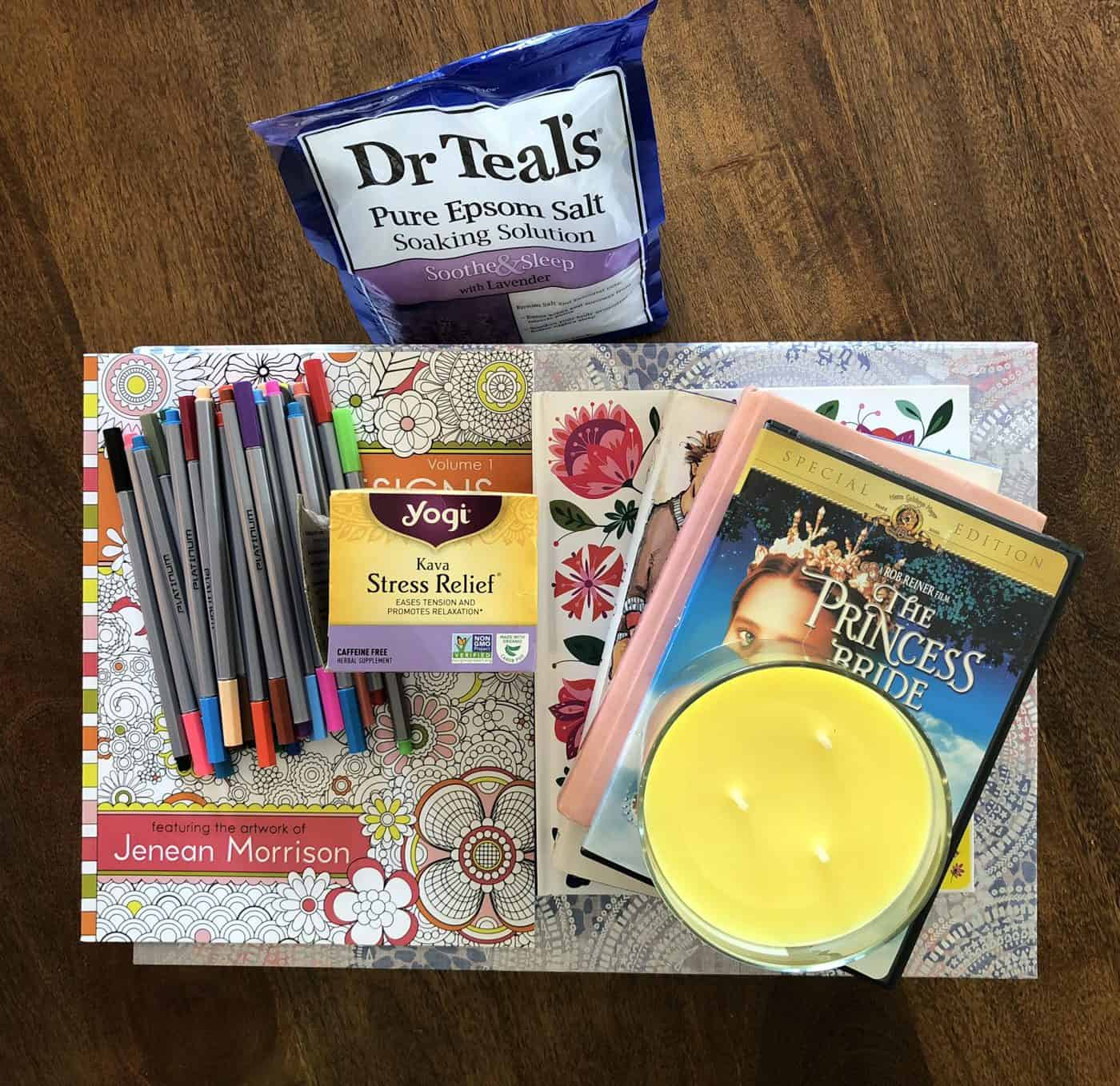 How to Make a Soothing Self-Care Kit for Stressful Times 2
