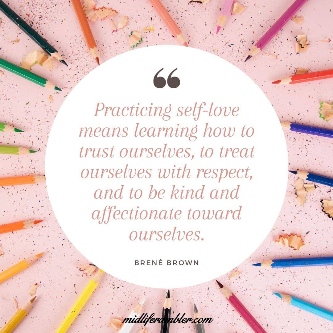 Ten Surprising Signs You Need Self-Care - Practicing self-love means learning how to trust ourselves, to treat ourselves with respect, and to be kind and affectionate toward ourselves.