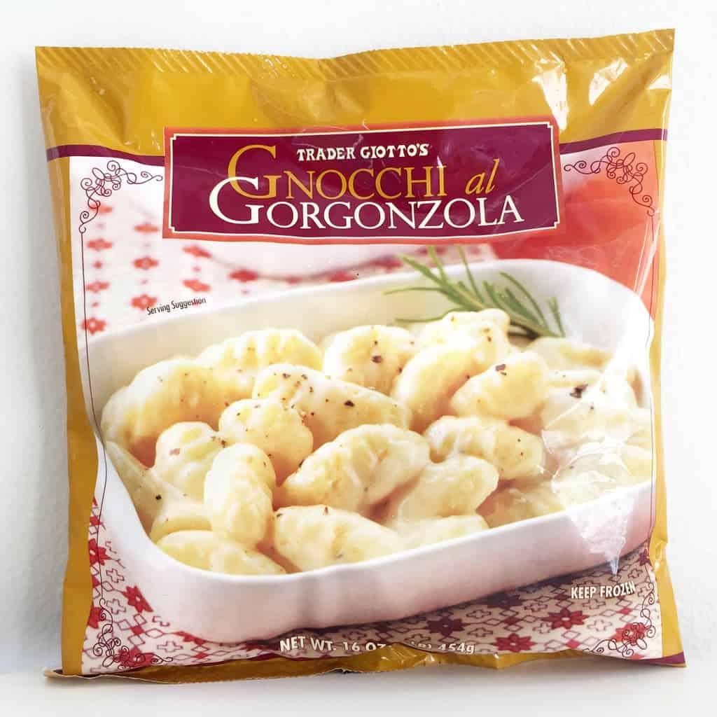 Easy Weeknight Dinner: Semi-Homemade Gourmet Gnocchi using Trader Joe's Gorgonzola Gnocchi 2