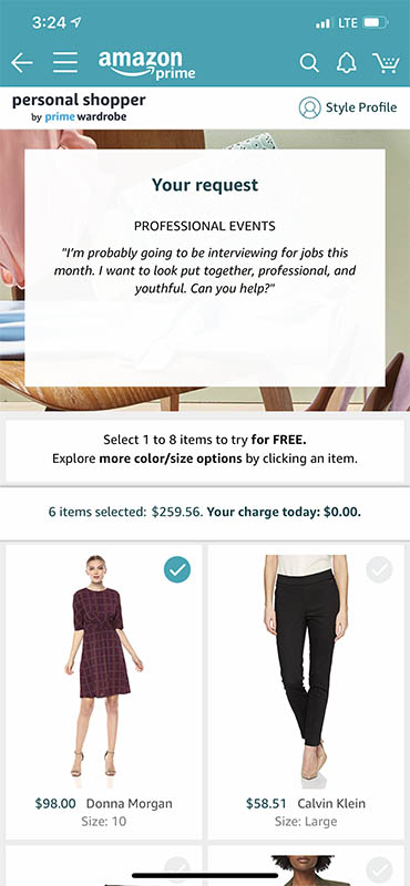 My Honest Review of Amazon Personal Shopper 15