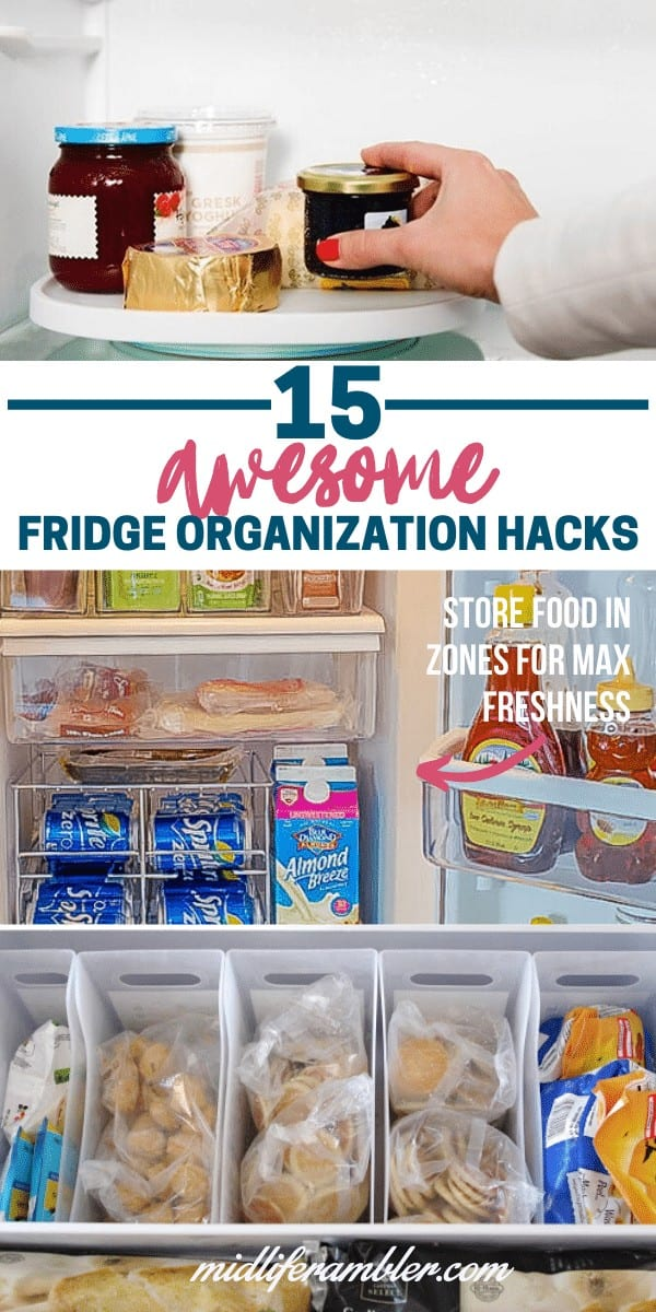 15 Awesome Fridge Organization Hacks