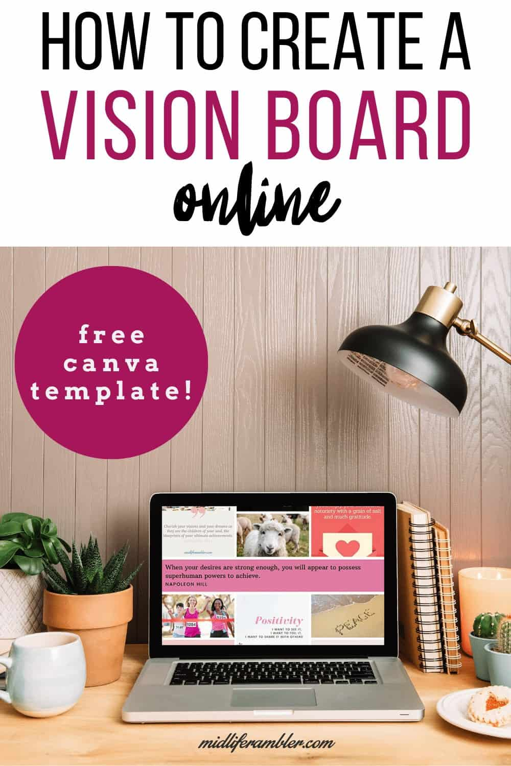 How to Make a Digital Vision Board Online (with Free Template) 5