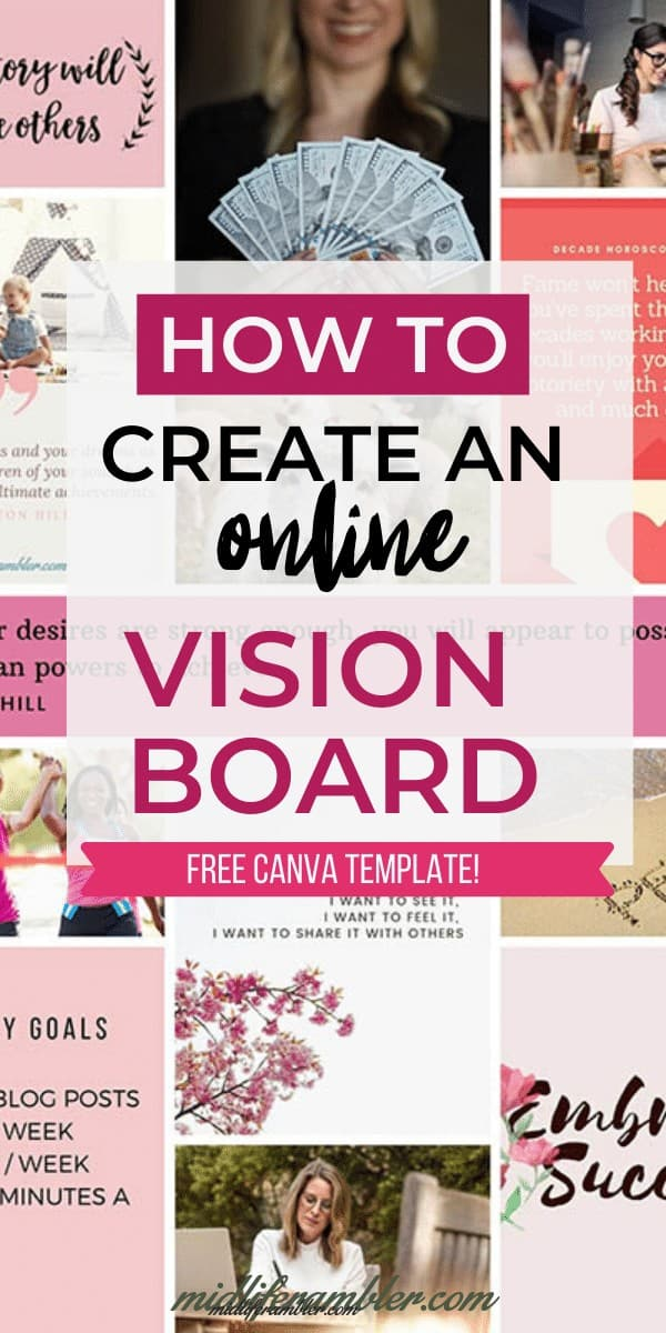 How to Make a Digital Vision Board Online (with Free Template) 11