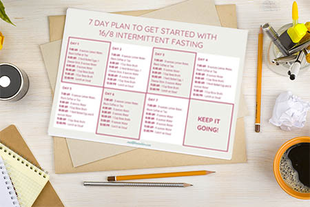 Your 7-Day Plan to Get Started with Intermittent Fasting 13