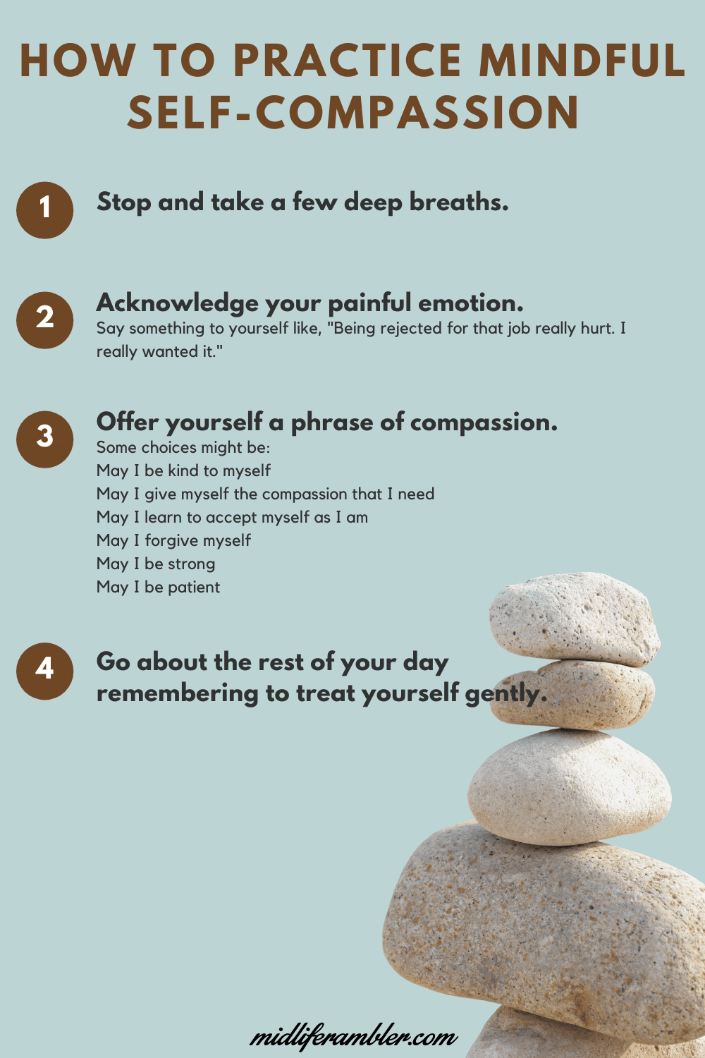 How to Learn to Treat Yourself with Self-Compassion 12