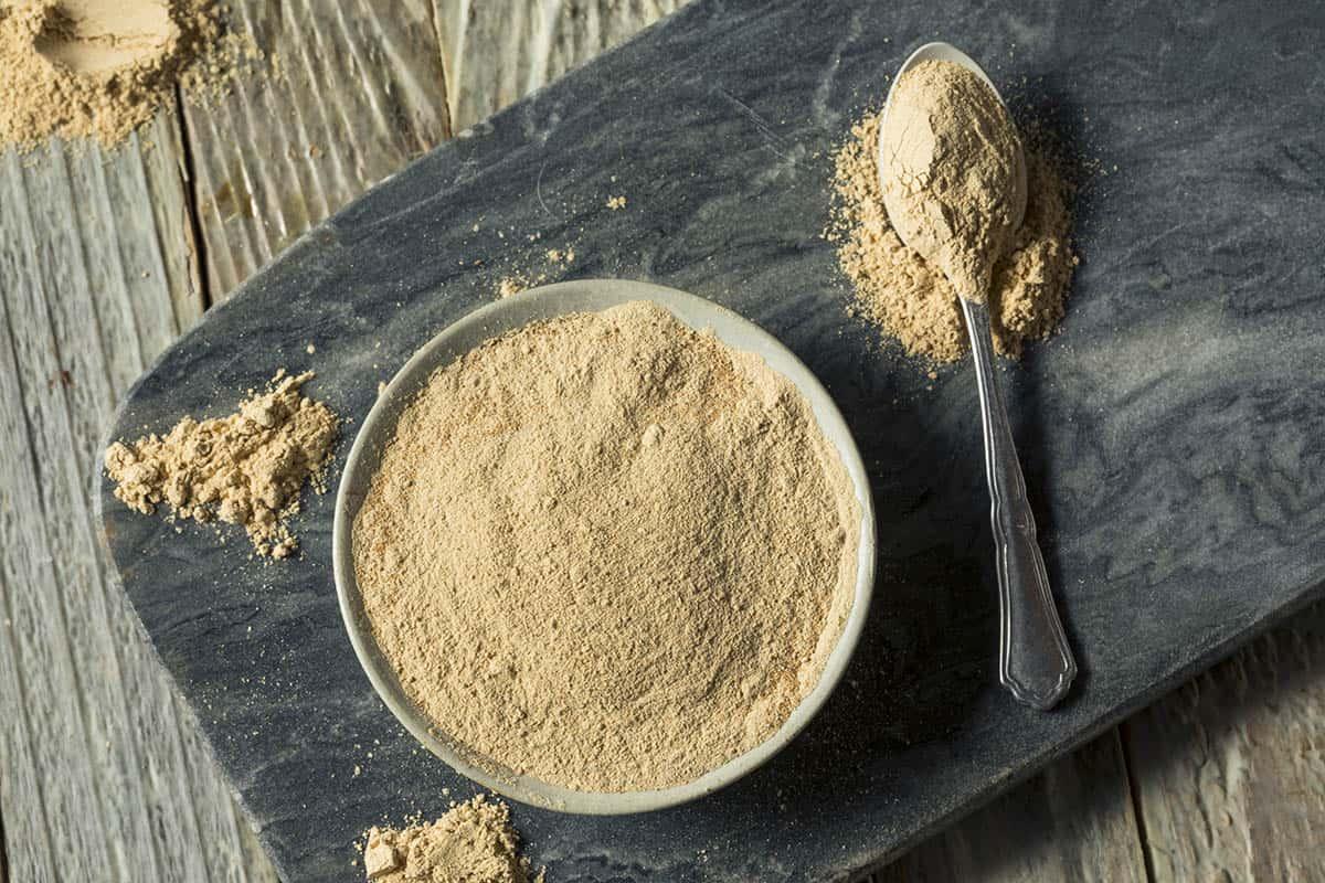 Natural Remedies for Menopause Symptoms - Maca Root Powder