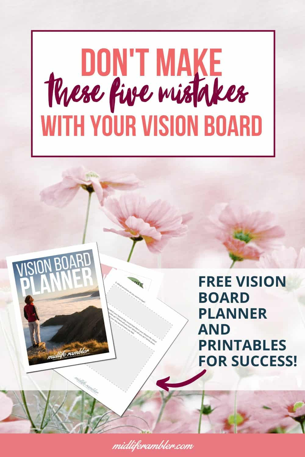 5 Reasons Your Vision Board isn't Working and How to Supercharge Your Vision Board for Success 18