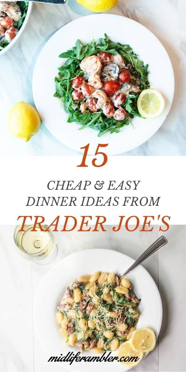 15 Easy Trader Joe's Recipes to Get Dinner on the Table Fast 17