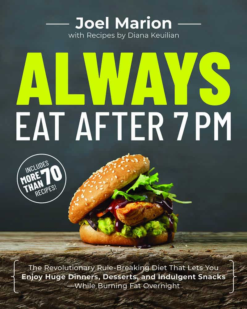 I'm Following the Always Eat After 7 PM Diet - Why I Chose This Book 1