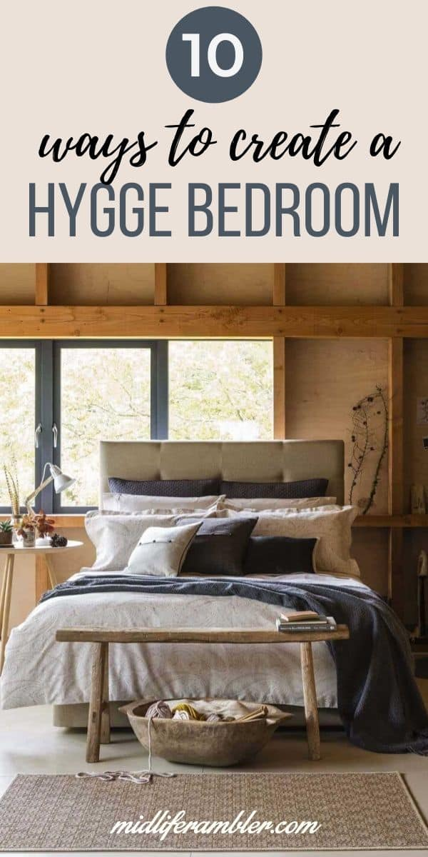 10 Cozy Ways to Create the Ultimate Hygge Bedroom 17