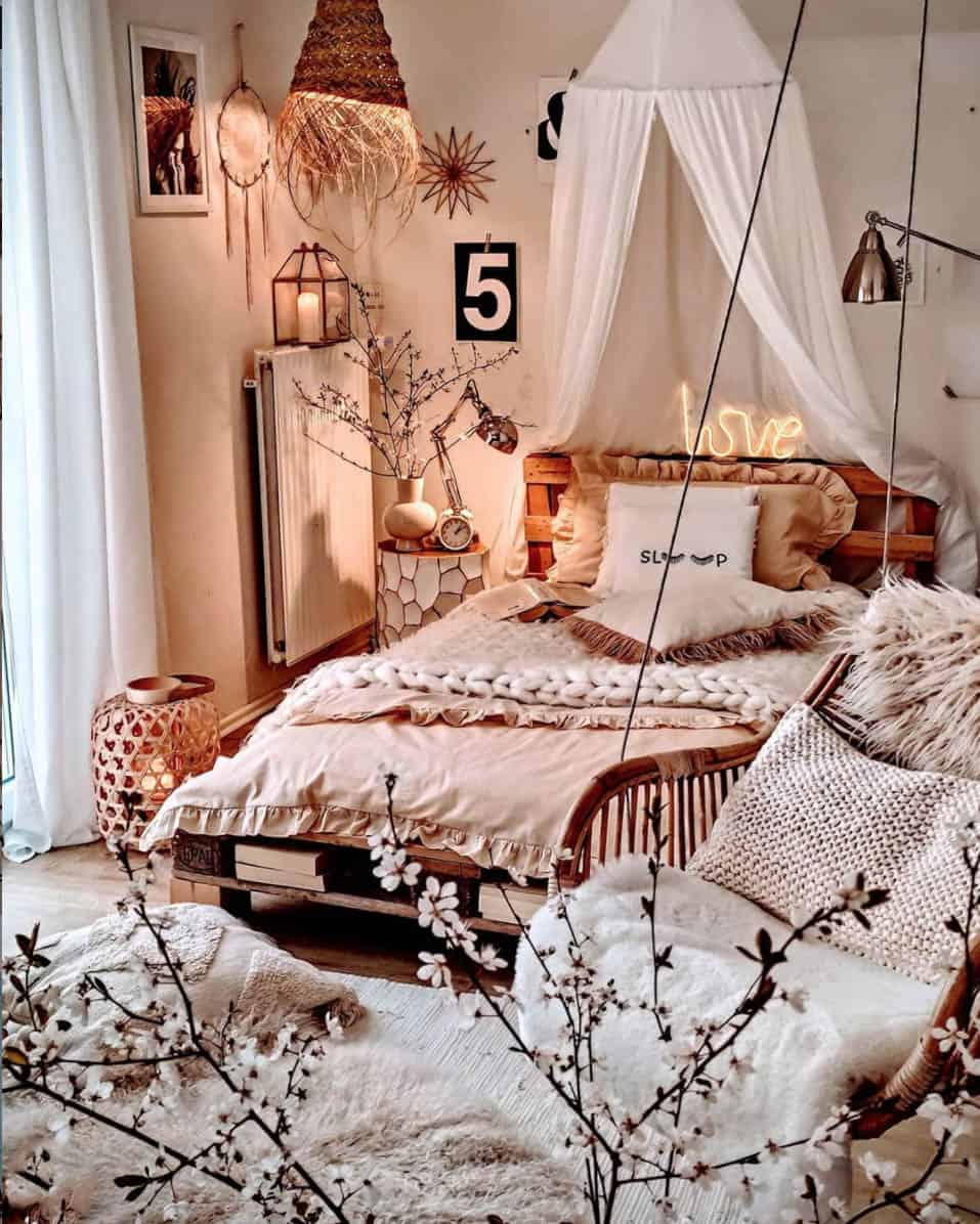 10 Cozy Ways to Create the Ultimate Hygge Bedroom 10