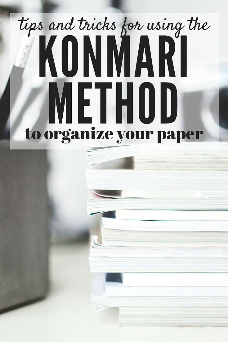 A Megaguide to Marie Kondo's KonMari Process 14