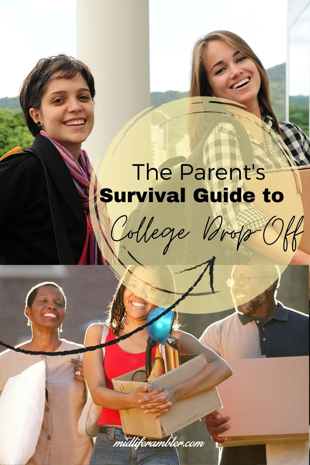 The Parent's Survival Guide to College Drop-Off Day 2