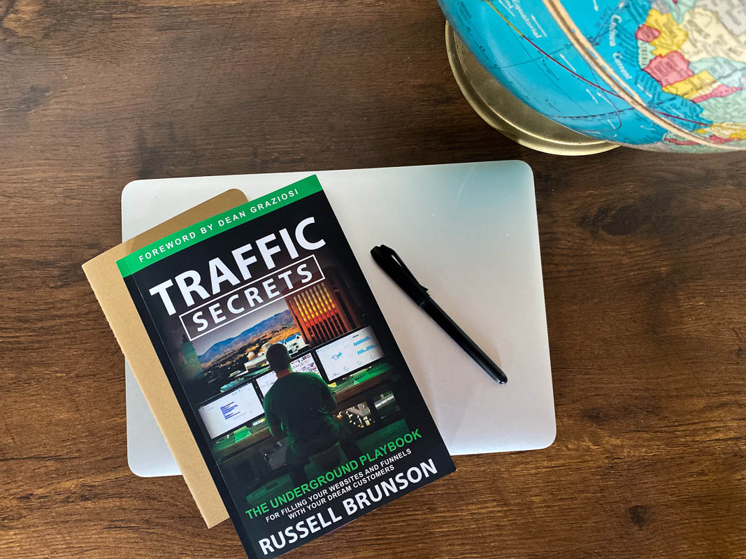 How the 30 Day Traffic Secrets Challenge Taught Me to Serve my Midlife Rambler Readers Better 2