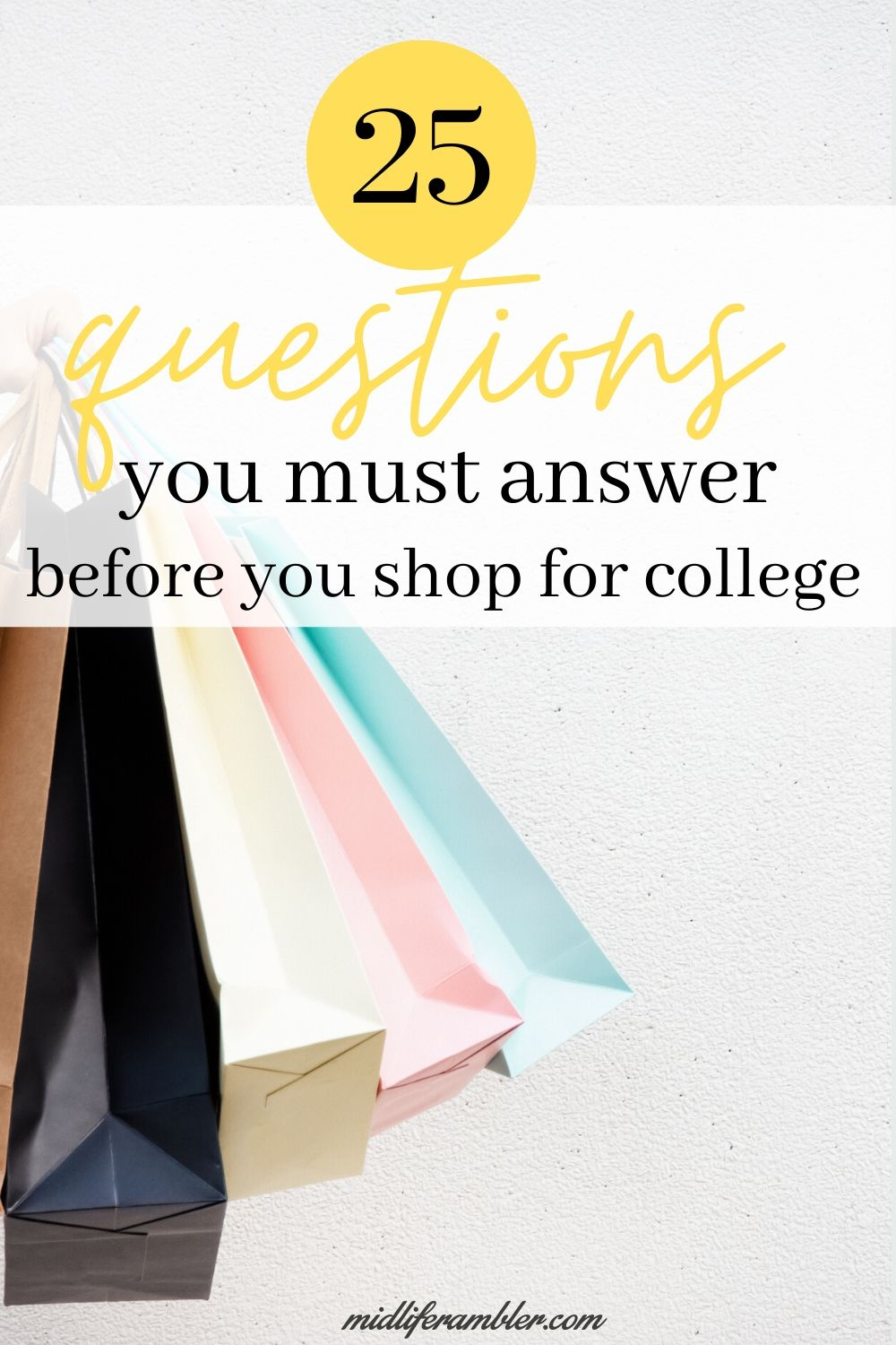 25 Questions You Need to Answer Before You Go Dorm Room Shopping 2