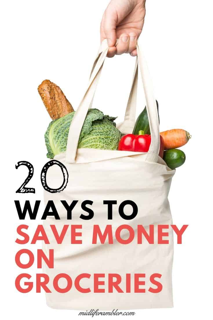 20 Easy Ways to Save Money on Groceries 12