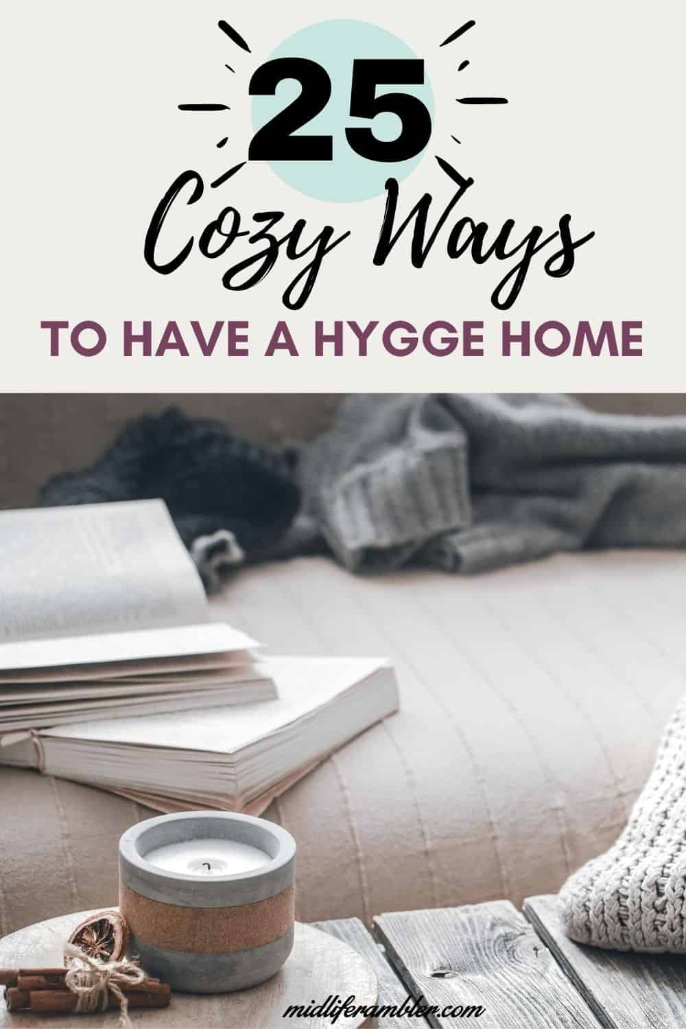 25 Cozy Ways to Embrace the Hygge Life 29