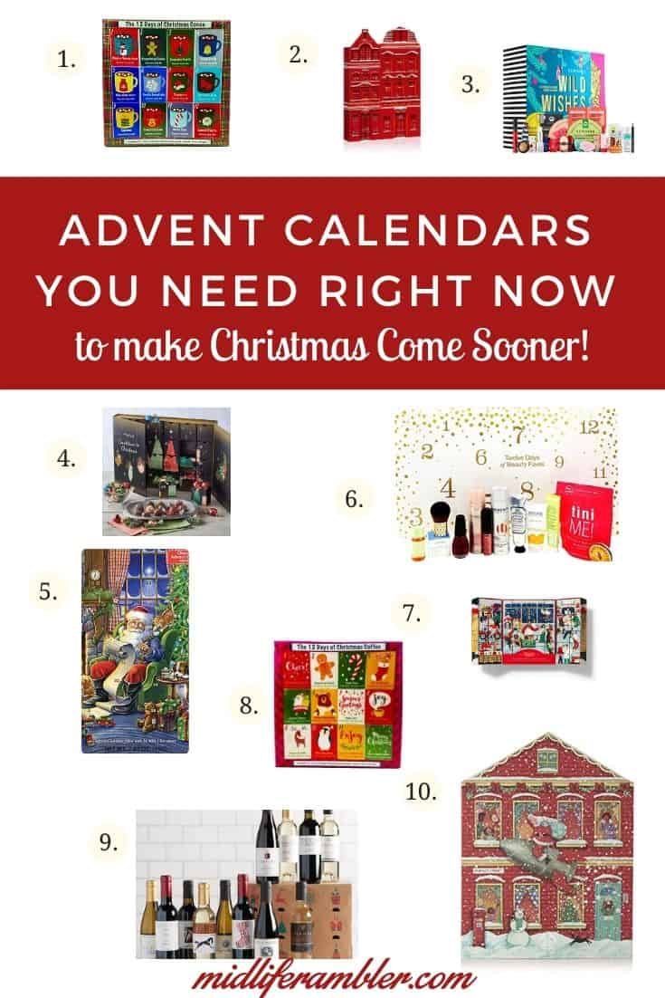 15 Advent Calendars You Need Right Now Because It's 2020 31