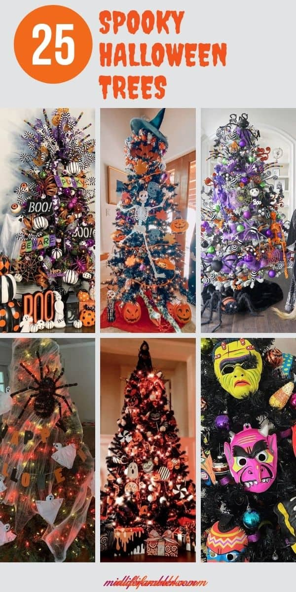 25 Halloween Trees that Will Convince You to Put Your Christmas Tree Up Today 2