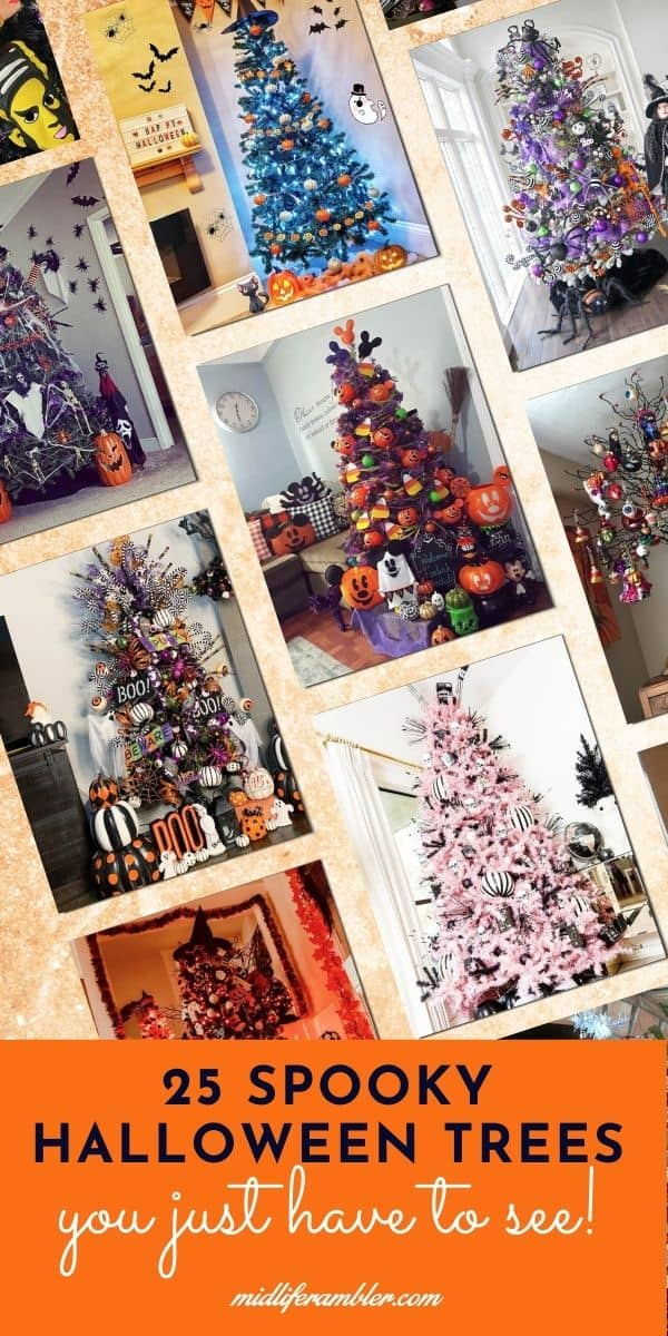 25 Halloween Trees that Will Convince You to Put Your Christmas Tree Up Today 3