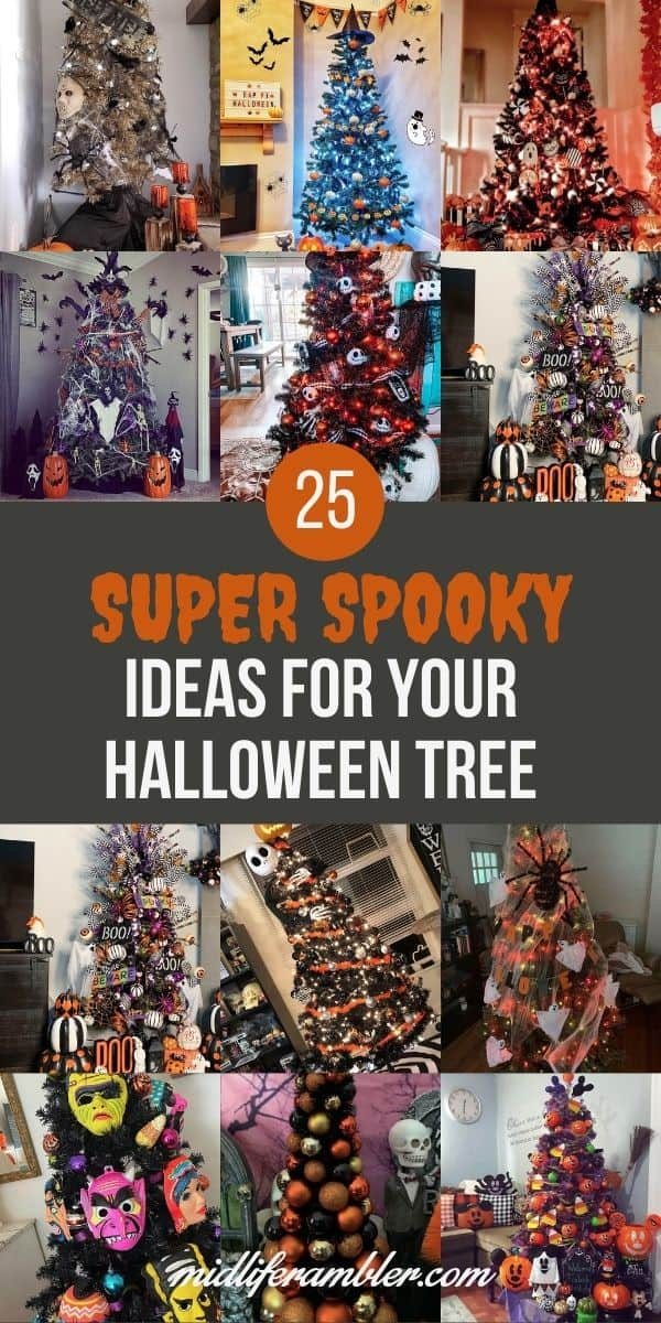 25 Halloween Trees that Will Convince You to Put Your Christmas Tree Up Today 4