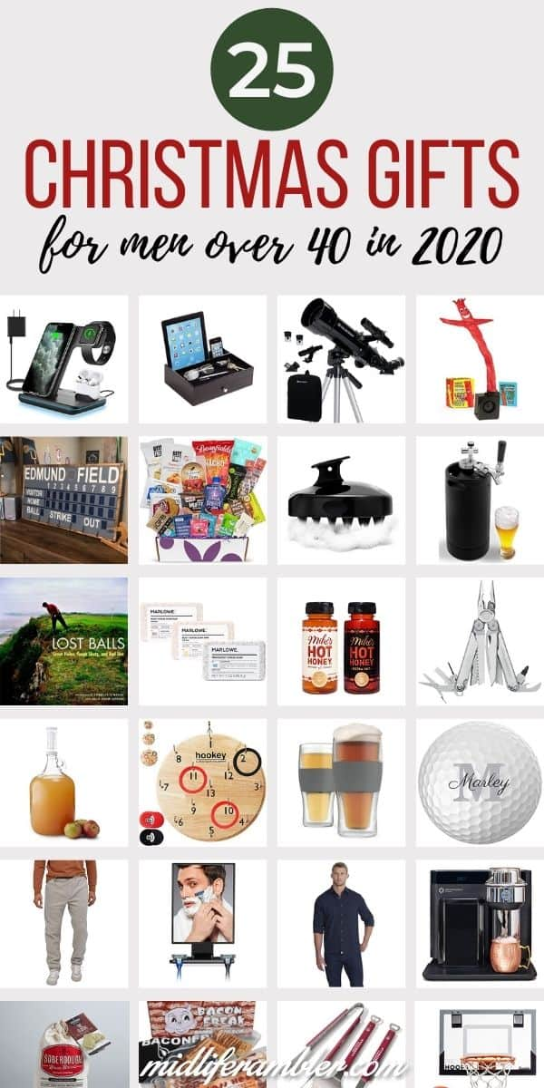 Gift Guide 2020: The Best Gifts for Men Over 40 57