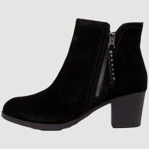 Skechers Women's Zipper Ankle Bootie