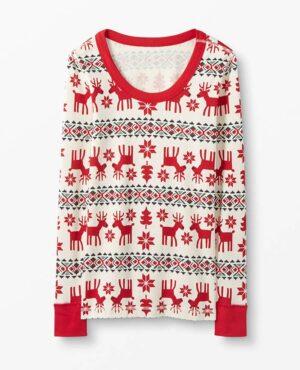 Hanna Andersson Organic Cotton Pajama Top