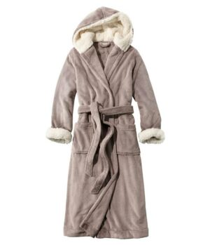 L.L. Bean Wicked Plush Robe