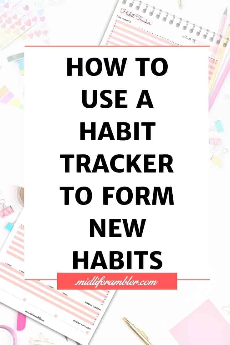 How to Use a Habit Tracker to Create New Habits 3
